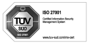 tuev sued iso 27001 grayscaled:h65