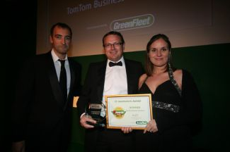 greenfleet award 2011:w325