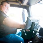 <b>Dank WEBFLEET & 3kb zufriedenere Fahrer bei Pape Agrarlogistik</b>