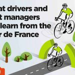<b>Tour de France - What can fleet managers learn about driver efficiency?</b>