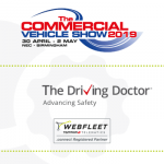 <b>Countdown to the Commercial Vehicle Show 2019: Meet our big data and driver improvement partners</b>