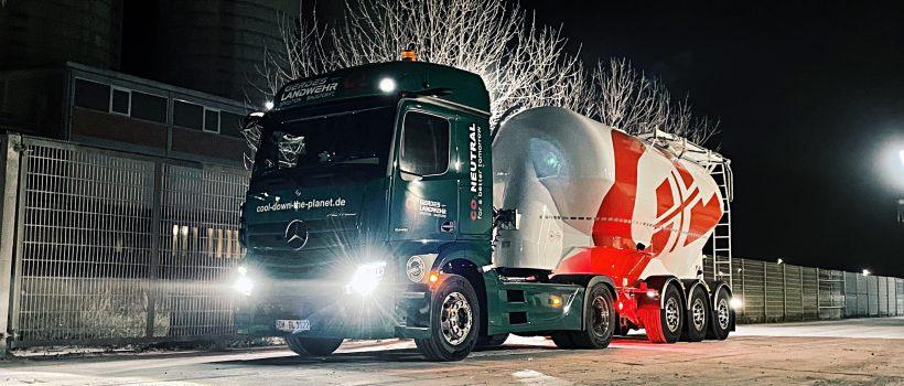 Gerdes+Landwehr truck