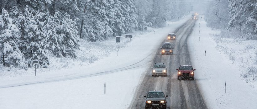 Baby It's Cold Outside. Are Your Drivers Equipped to Stay Safe on Winter Roads?