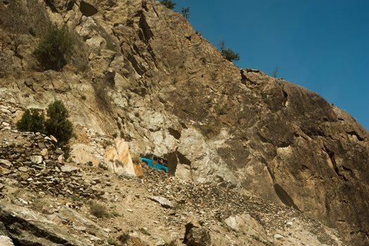 Fairy Meadows Road, Pakistan