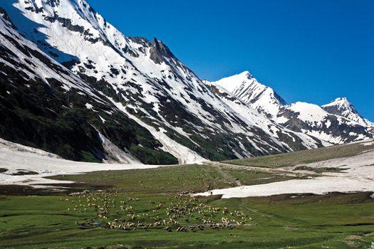 Zoji La Pass, India