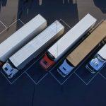 Self driving truck technologies