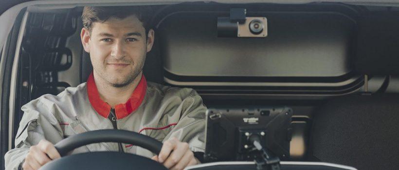 Driver Management by Webfleet Solutions