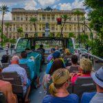 <b>Sistemas para controlar a los pasajeros en las rutas turísticas</b>