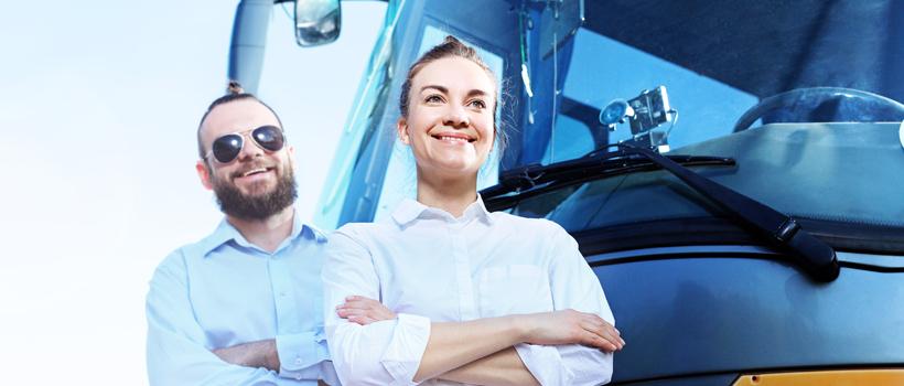 conductores de autobús