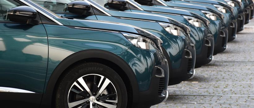 costes de una flota de vehículos