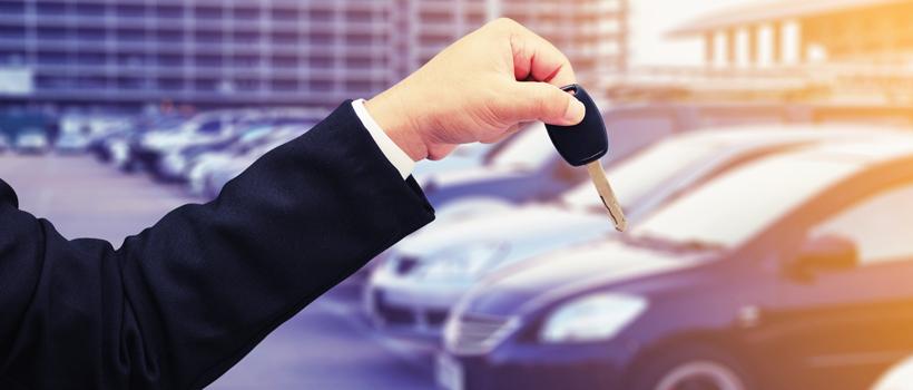 leasing y renting de vehículos