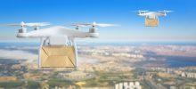 transporte con drones