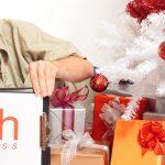logística en Navidad