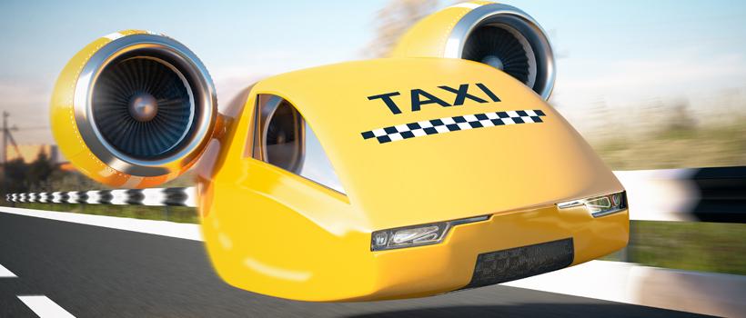 taxi volador