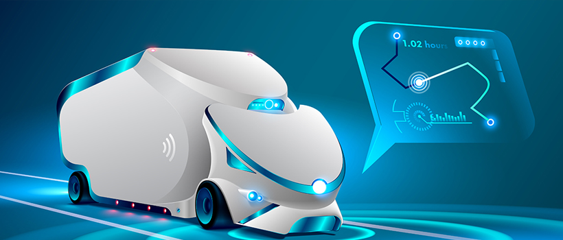 camión del futuro