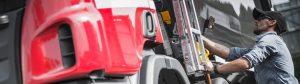 el mantenimiento de los camiones es fundamental para reducir los costes de la flota a largo plazo