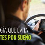 <b>El Cansancio Mata: Tecnología Telemática Contra La Somnolencia En Carretera</b>