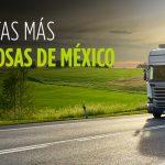 <b>10 De Las Carreteras Más Peligrosas En La República Mexicana</b>