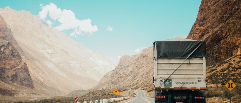 Sistema de rastreo vehicular para camiones