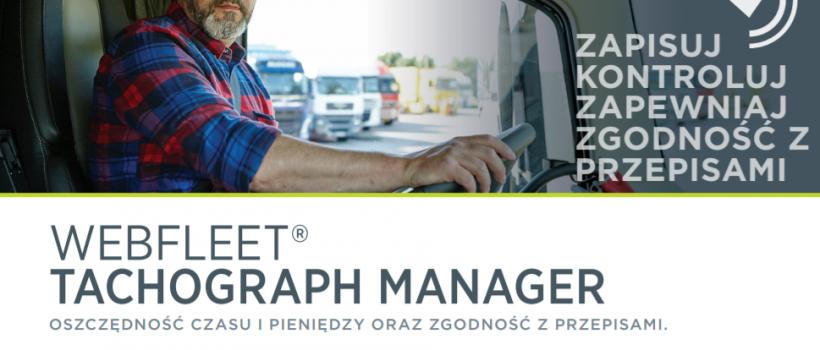 Tachograf cyfrowy to ułatwienie dla właścicieli firm
