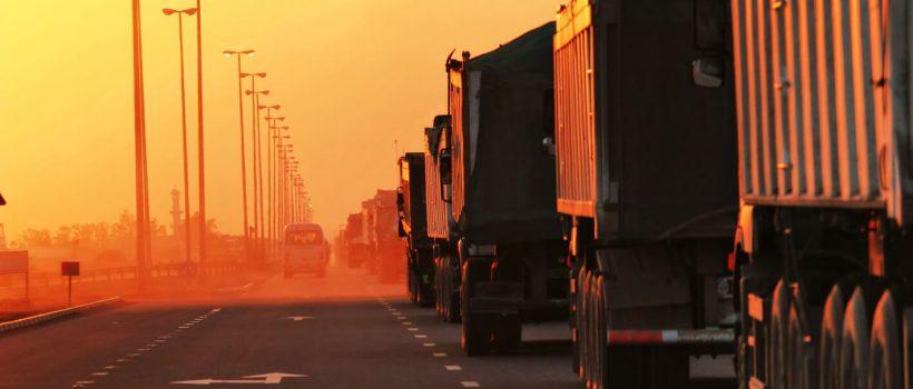 Autonomiczna ciężarówka