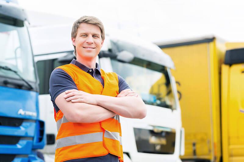 Bezpieczeństwo kierowców ciężarowych
