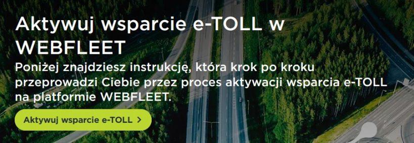 E-Toll - co to takiego?
